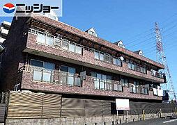ハウスKV[2階]の外観