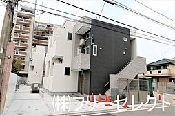 西鉄貝塚線 名島駅 徒歩7分の賃貸アパート
