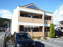 静岡県富士宮市大中里の賃貸マンションの外観