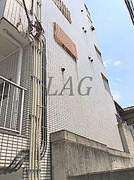 東京都新宿区中落合1丁目の賃貸マンションの外観
