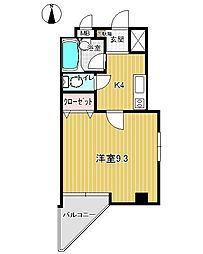 OZAWAビル[3階]の間取り