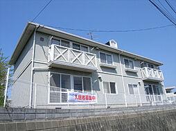 福岡県福岡市東区和白丘4丁目の賃貸アパートの外観