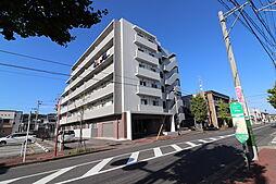新潟県新潟市中央区関屋金衛町2丁目の賃貸マンションの外観