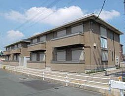 静岡県浜松市東区天王町の賃貸アパートの外観