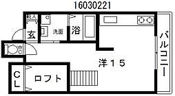 鶴ヶ丘駅 4.7万円