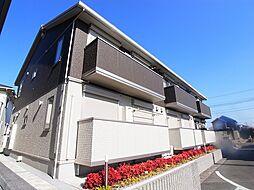 千葉県野田市光葉町3丁目の賃貸アパートの外観