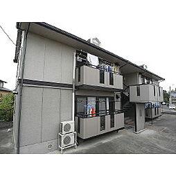 福島県郡山市喜久田町堀之内の賃貸アパートの外観