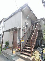 コーポ尾崎[2階]の外観