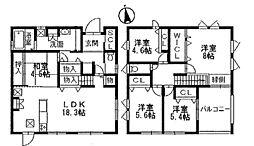 谷上駅 3,680万円