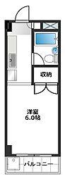 高橋ビル[2階]の間取り