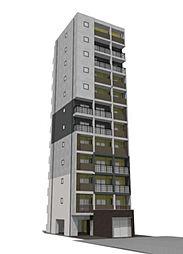 (仮称)向島五丁目共同住宅[12階]の外観