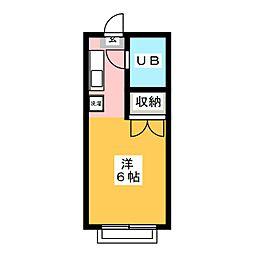 【敷金礼金0円!】コーポ松