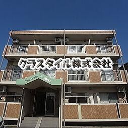 神奈川県厚木市妻田北4丁目の賃貸マンションの外観
