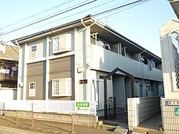 [テラスハウス] 千葉県松戸市横須賀2丁目 の賃貸【/】の外観