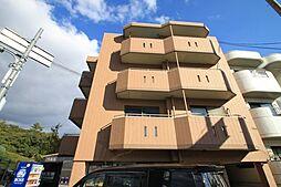 大阪府豊中市螢池南町2丁目の賃貸マンションの外観