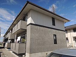 メュールパレ松本 II[1階]の外観