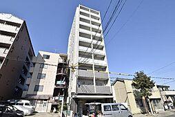 シャンポール内田橋[3階]の外観
