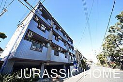 大阪府堺市堺区材木町東4丁の賃貸マンションの外観