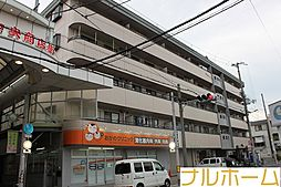 大阪府大阪市平野区長吉六反2丁目の賃貸マンションの外観