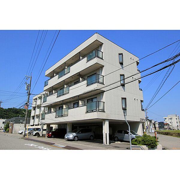 エスポアール 4階の賃貸【石川県 / 金沢市】