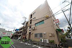 大阪府東大阪市宝持2丁目の賃貸マンションの外観