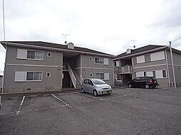 兵庫県小野市喜多町の賃貸アパートの外観