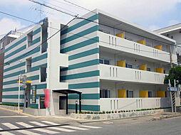 沖縄県那覇市久米2丁目の賃貸マンションの外観