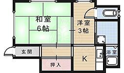阪急宝塚本線 石橋駅 徒歩10分