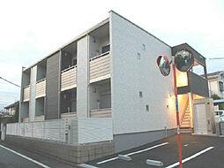東京都あきる野市油平の賃貸アパートの外観