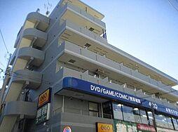 クレスト横浜白楽[3階]の外観