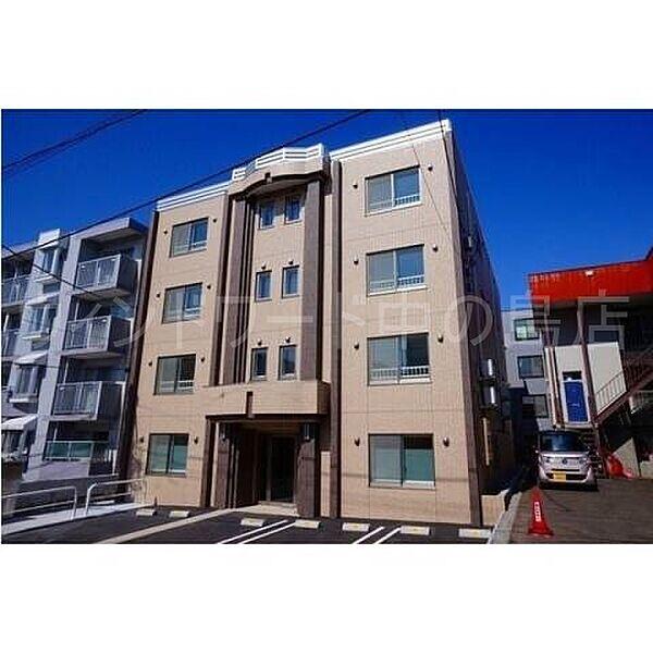 北海道札幌市豊平区水車町7丁目の賃貸マンション