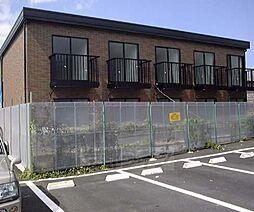 京都府京都市山科区西野離宮町の賃貸アパートの外観