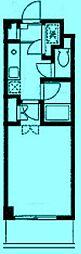 エトワール多摩川[1階]の間取り