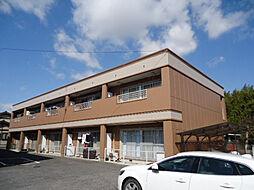 加賀野コーポ[2階]の外観
