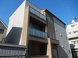 東京都江戸川区平井1丁目の賃貸マンションの外観