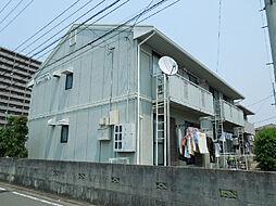 愛媛県松山市鷹子町の賃貸アパートの外観
