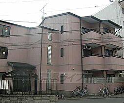 京都府京都市右京区御室竪町の賃貸アパートの外観