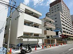 大阪府大阪市平野区西脇2丁目の賃貸アパートの外観