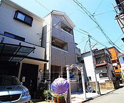 京都府京都市下京区西七条西八反田の賃貸アパートの外観