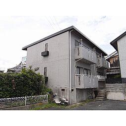 奈良県橿原市大軽町の賃貸アパートの外観