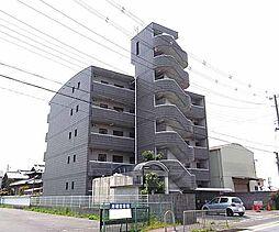 京都府木津川市山城町上狛の賃貸マンションの外観