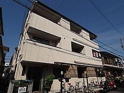 木村マンション[202号室]の外観