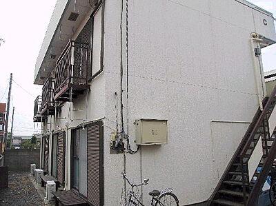 外観,1K,面積21.45m2,賃料3.2万円,JR常磐線 水戸駅 6km,,茨城県水戸市堀町942番地
