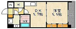 ヒーリングタワー七条大宮[6階]の外観
