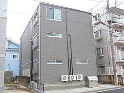 AJ津田沼II[104号室]の外観