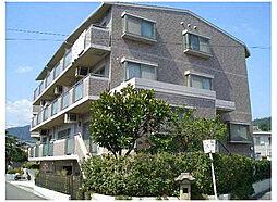 前田ハイツII[4階]の外観