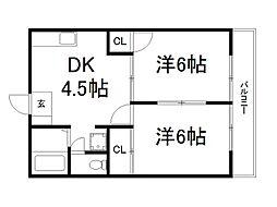 京都地下鉄東西線 石田駅 徒歩16分