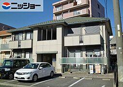 プリ−モ雁宿[2階]の外観