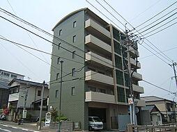 福岡県北九州市戸畑区高峰1丁目の賃貸マンションの外観