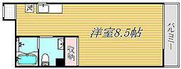 Glanberry八広[2階]の間取り